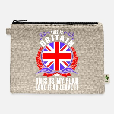 Britain This Is Britain - Carry All Pouch