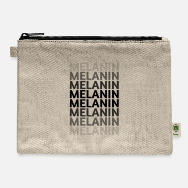 Shades of Melanin - Carry All Pouch