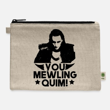 You mewling quim - Carry All Pouch