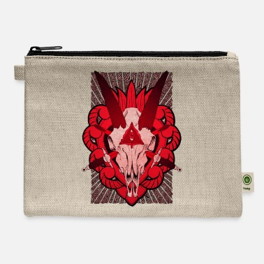 Ravens Ravenous - Carry All Pouch