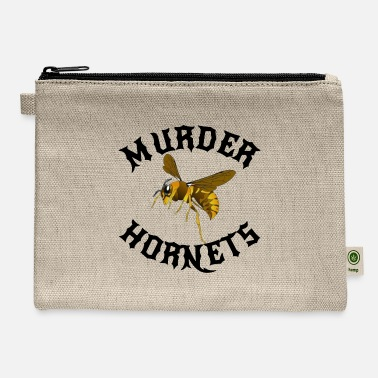 Murder Hornets Vespa - Carry All Pouch
