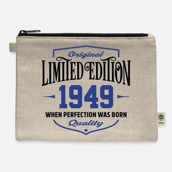 1949 Bags & Backpacks - Limited Edition 1949 - Carry All Pouch natural