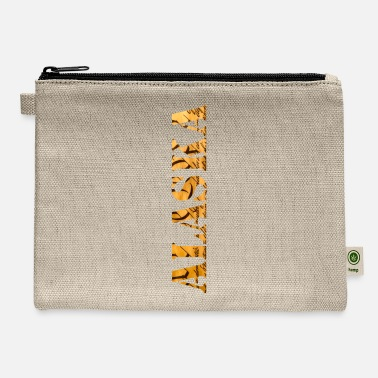 The Constitution Alaska Constitution Design - Carry All Pouch