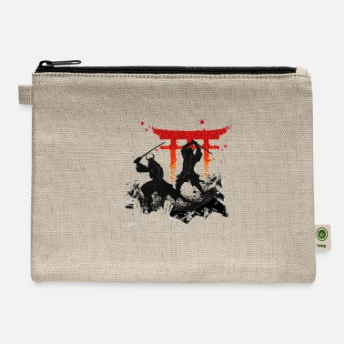 Duel samurai duel - Carry All Pouch