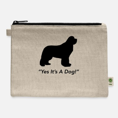 Yes Its A Dog! - Carry All Pouch