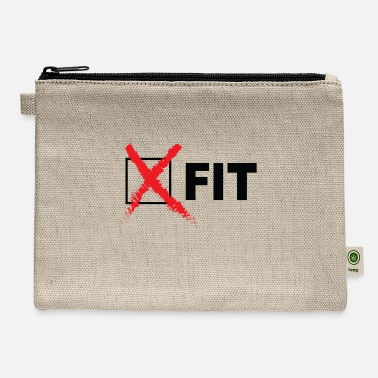 Funny Crossfit CROSSFIT - Carry All Pouch