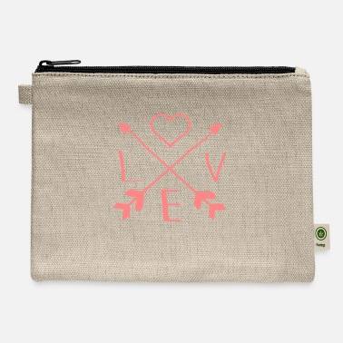 Love love-valentine's-day - Carry All Pouch