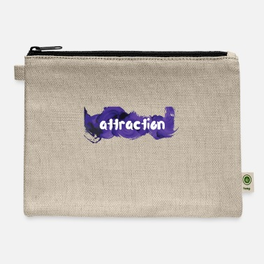 Attractive attraction - Carry All Pouch