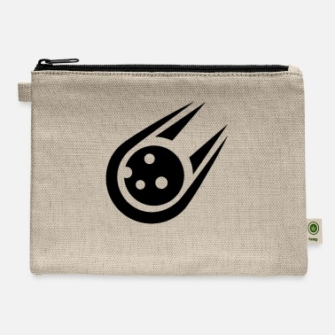Comet comet illustration - Carry All Pouch