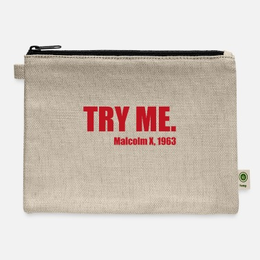 Healthy Try me gift fitness gym sport - Carry All Pouch