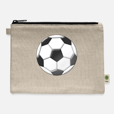 Moleskin football - Carry All Pouch