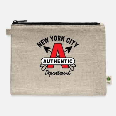 New York City New York City - Carry All Pouch