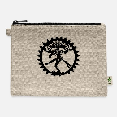 Shiva shiva - Carry All Pouch