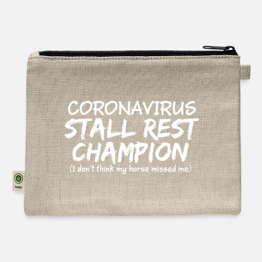 Stall Stall Rest Champion - Carry All Pouch