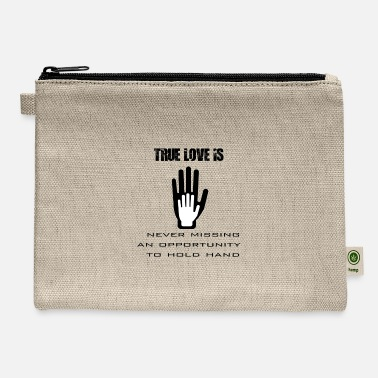 What is true love - Carry All Pouch
