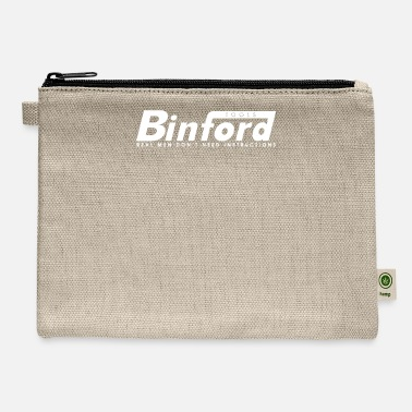 Binford Tools Binford Tools T Shirt Funny Home Improvement Tool - Carry All Pouch