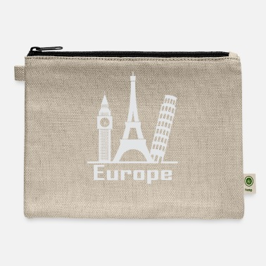 Europe Europe - Carry All Pouch