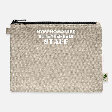 Game Center Nymphomaniac Treatment Center - Carry All Pouch