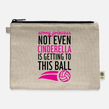 Ball this ball - Carry All Pouch