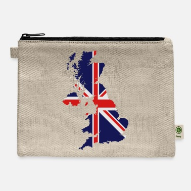 Britain Great Britain - Carry All Pouch