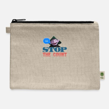 Count-royal Stop the count-Stevencox26 - Carry All Pouch