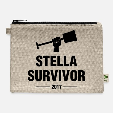 Stella Blizzard Stella #SURVIVOR - Carry All Pouch