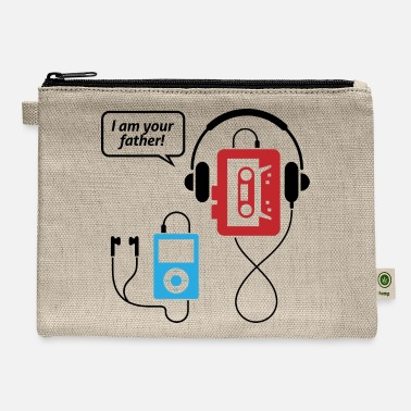 Mp3 MP3 Player, I Am Your Father! - Carry All Pouch
