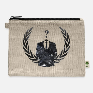 Anoymous Anonymous - Carry All Pouch