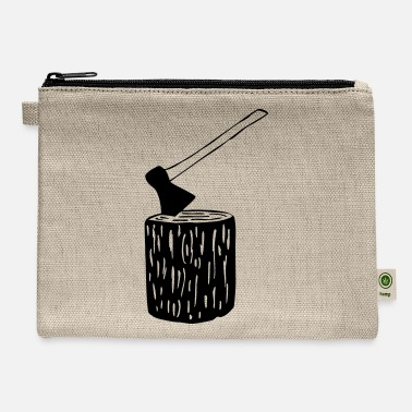 Chop Chop wood - Carry All Pouch