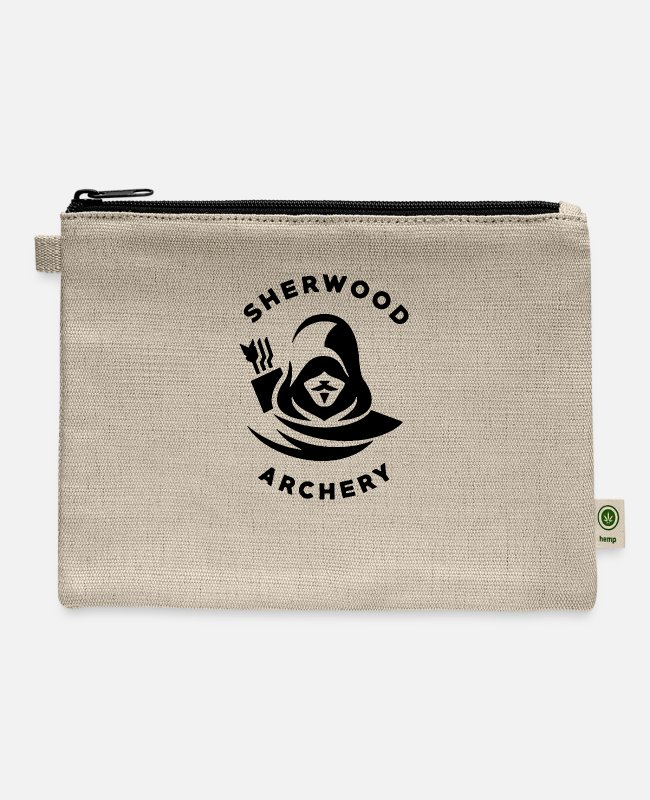 Crab Bags & Backpacks - Sherwood The Archery - Carry All Pouch natural
