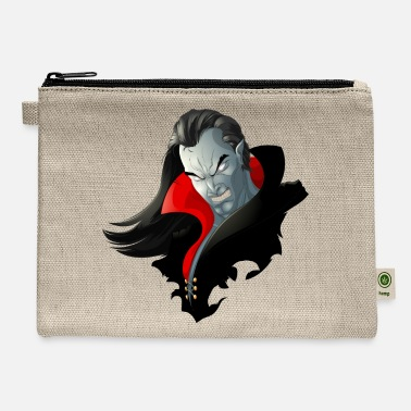 Count-royal Count Dracula Vampire Monster - Carry All Pouch