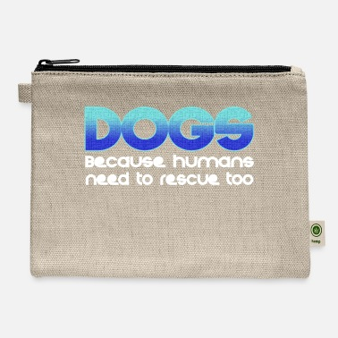 Dog Lover Dogs Lover - Carry All Pouch