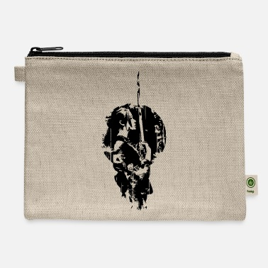 Samurai samurai - Carry All Pouch