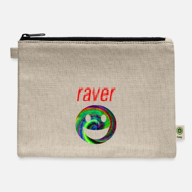 Raver raver - Carry All Pouch