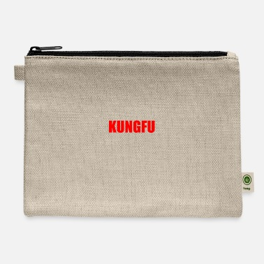 Kung Fu KUNG FU - Carry All Pouch