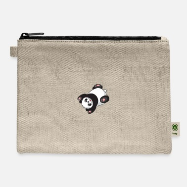 Asian Asian Panda - Carry All Pouch