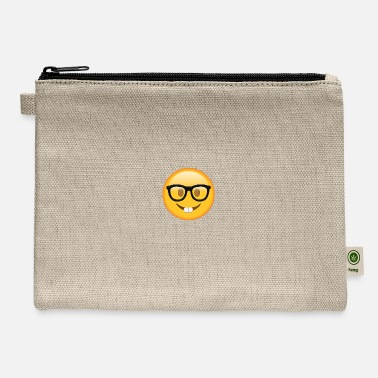 Nerdy Nerdy - Carry All Pouch