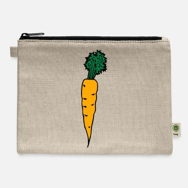 Carrot carrot - Carry All Pouch