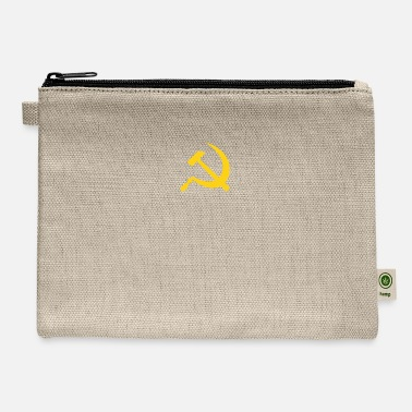 Fps Russia Yellow Hammer & Sickle - Carry All Pouch