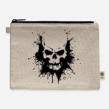 Skull And Bones skull and bones - Carry All Pouch