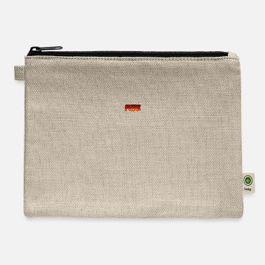 Fuze Fuze Letter - Carry All Pouch