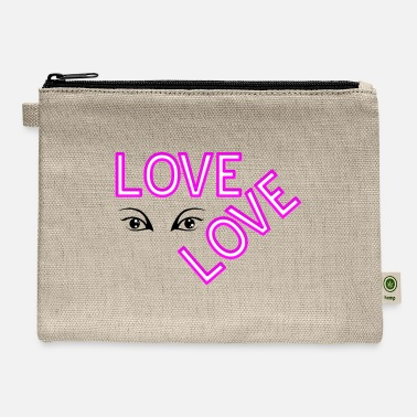 Hor Love - Carry All Pouch