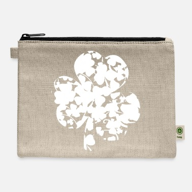Kiss shamrock2 - Carry All Pouch