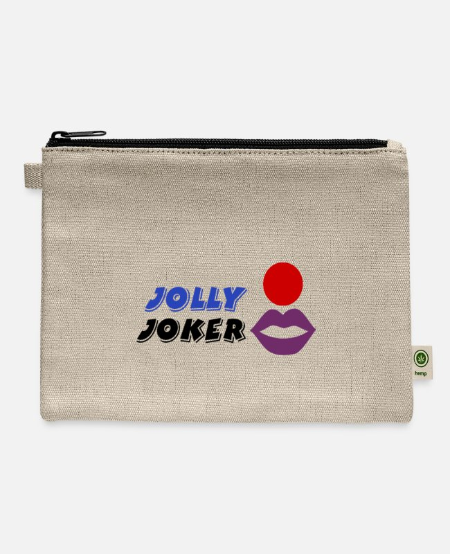 Jolly Bags & Backpacks - Jolly joker - Carry All Pouch natural