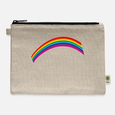 Rainbow rainbow - Carry All Pouch