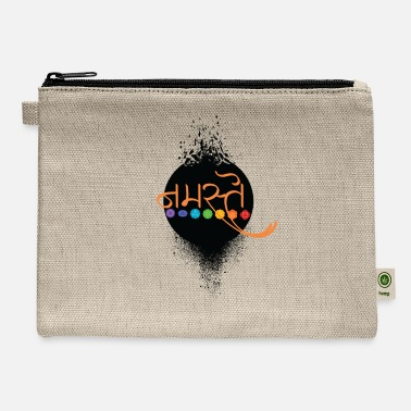 Soul Namaste Sankrit - Carry All Pouch