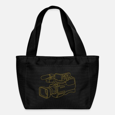 Video video camera - Lunch Bag