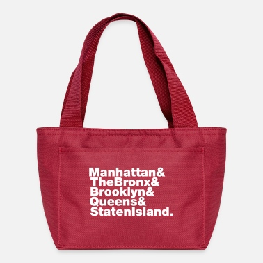 5 Boroughs 5 Boroughs ~ New York City - Lunch Bag