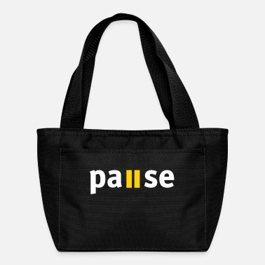 Pause Pause - Lunch Box
