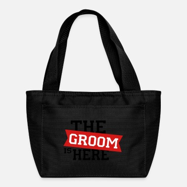 Groom groom - Lunch Bag